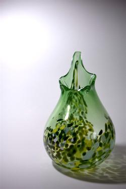 Vert translucide et mélange vert