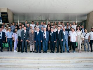 Воронов С.И. принял участие в конференции посвящённой 100-летию селекции пшеницы на Кубани.