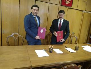 4-5  марта  в ФИЦ «Немчиновка» состоялись переговоры с представителем бизнес сообщества Сербской Рес