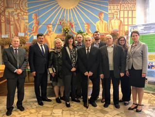 25 сентября Федеральный исследовательский центр «Немчиновка» посетила делегация представителей Канад