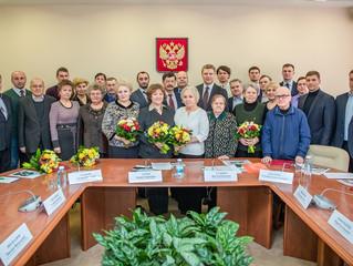 8 февраля в  МГИМО (филиале) в г. Одинцово состоялось чествование ученых, (ко дню российской науки).