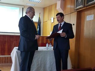 27 декабря состоялось заседание диссертационного совета центра.