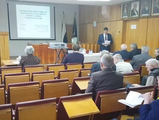 11 июня 2019 года защита кандидатской диссертации Коршуновым А.П.
