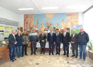 Итоги визита делегации Республики Беларусь.