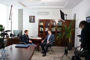 Интервью с директором ФИЦ «Немчиновка» Сергеем Ивановичем Вороновым