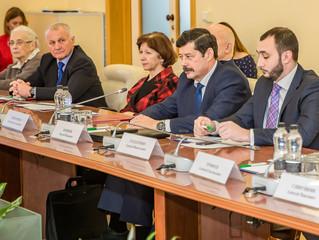 Наш институт принял участие в заседании круглого стола с организациями науки Одинцовского района, пр
