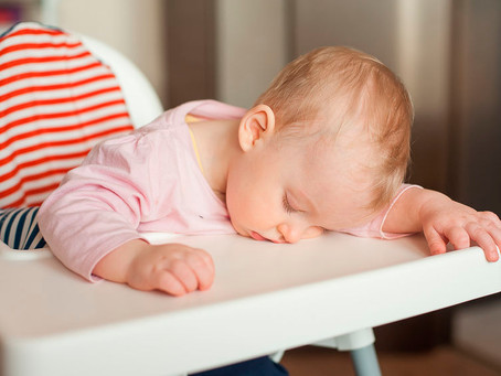 Can your baby sleep in a High Chair?