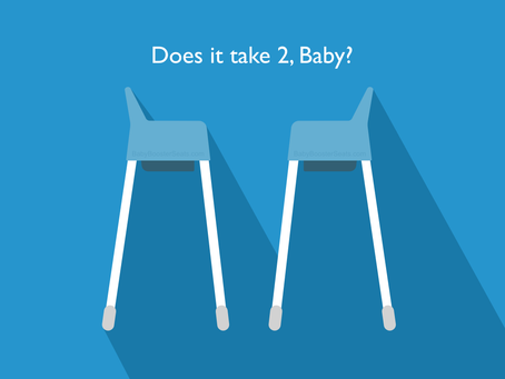 Do you need two High Chairs for twins?