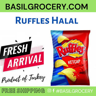 Turkish Halal Chips