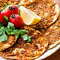 TURKISH PIZZA (Findik Lahmacun 3 Pcs)