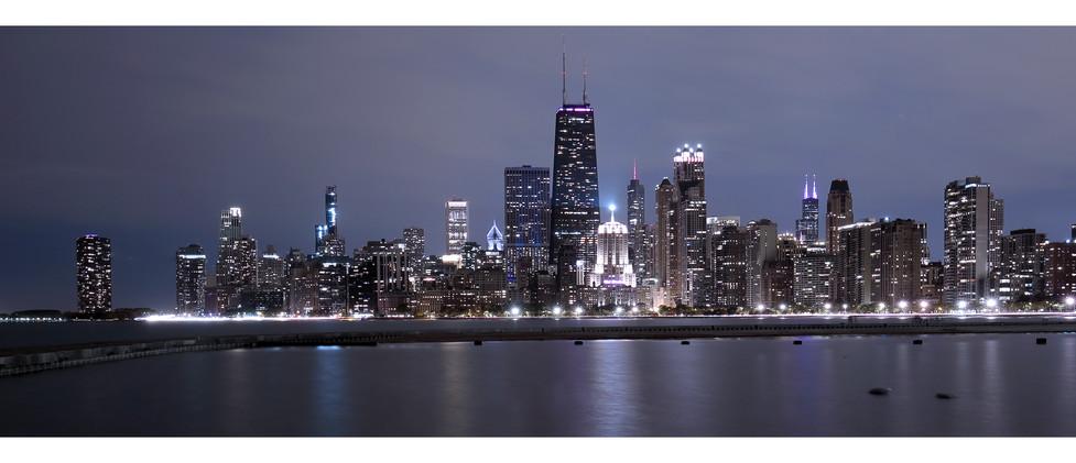 Chicago Skyline g