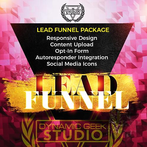 Lead Funnel Package