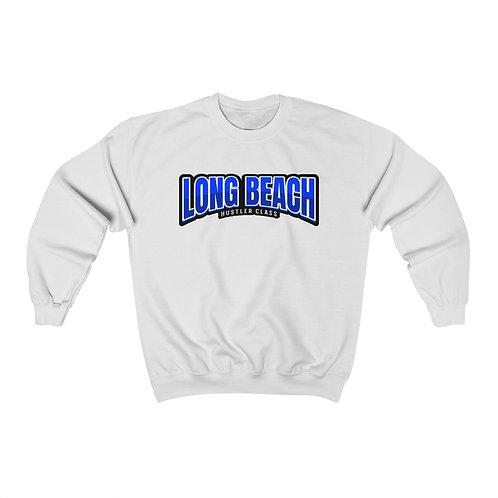 Long Beach Hustler Class Heavy Blend™ Crewneck Sweatshirt