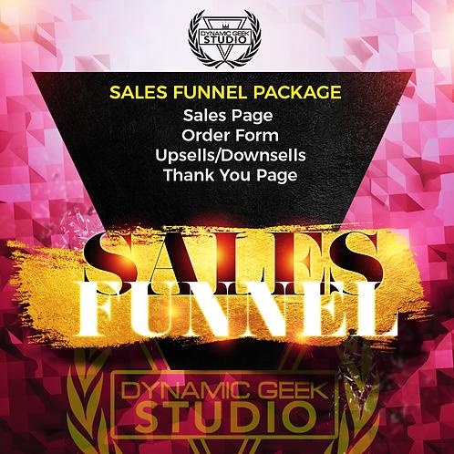 Sales Funnel Package