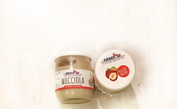 Yogurt alla Nocciola