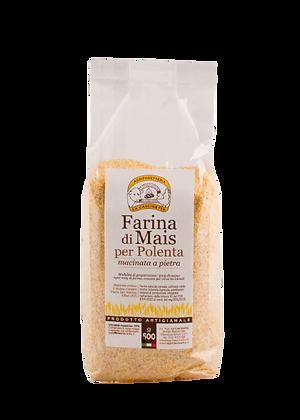Farina di Mais per Polenta 500g