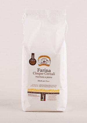 Farina ai Cinque Cereali