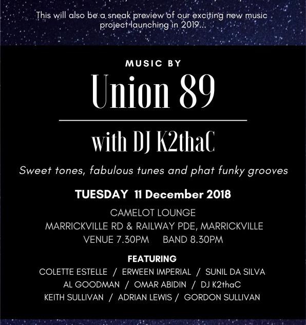 Union 89 promo