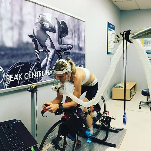 Tests complets VO2 max et lactate