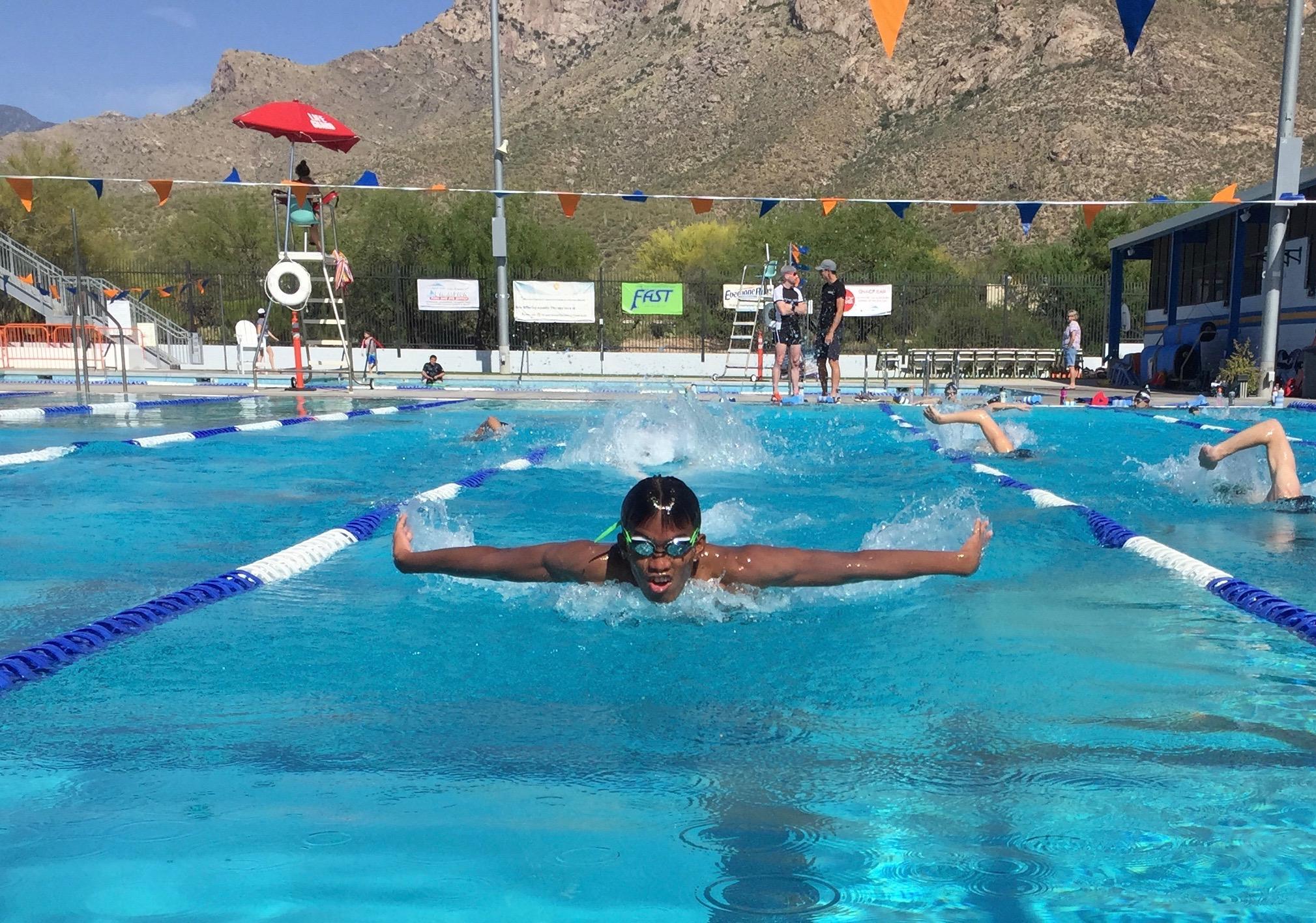 Arizona 2017 • triathlon