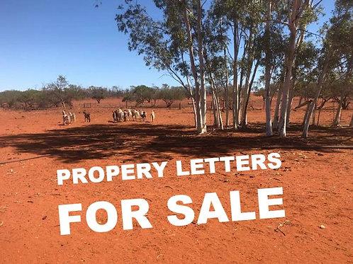 Property Letter