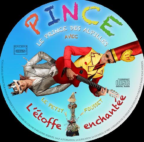 PINCE LE PRINCE CD