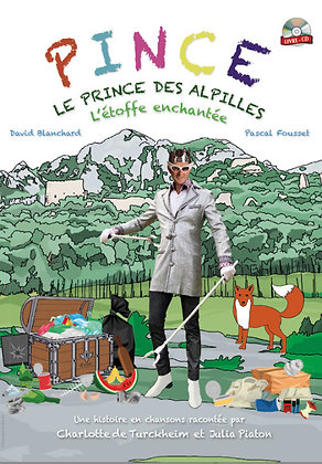 CD-LIVRE PINCE LE PRINCE EDITION COLLECTOR