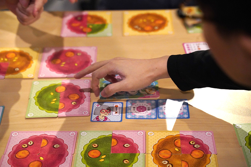 The rich diversity of Asia distilled into a board game