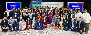 ICCS19 fireside with president halimah y