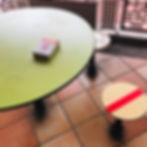 Chope table 1
