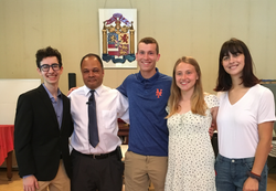 Beekman Livingston Perez Scholars