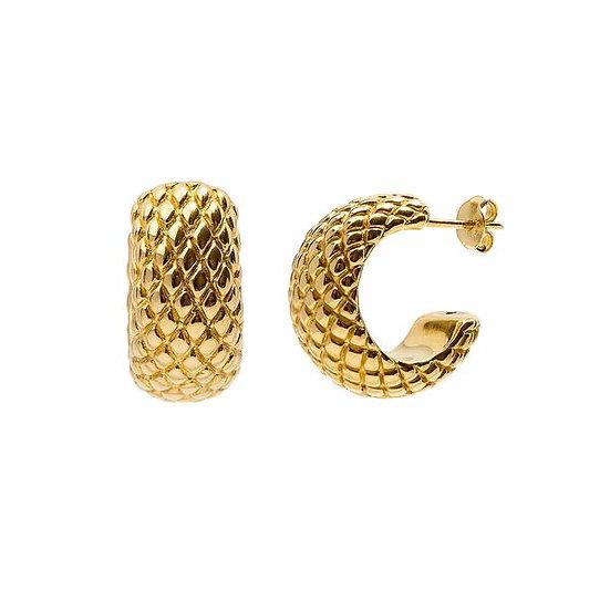 Pendientes Agustina Gold