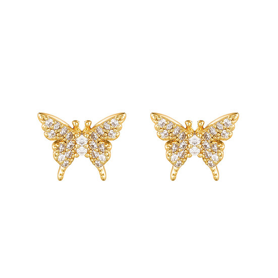 Pendientes Royal Butterfly