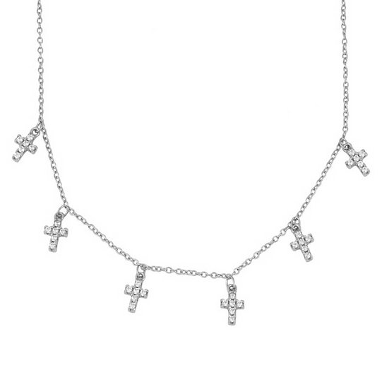 Collar Little Crosses