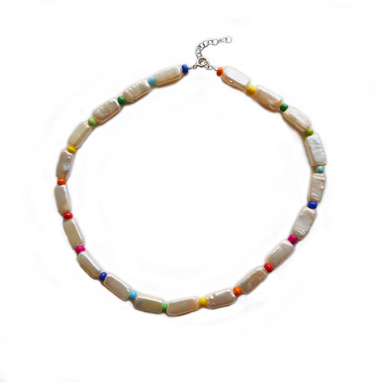 Collar Long Rainbow River