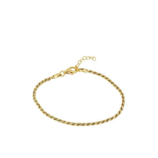 Pulsera Cordon Gold