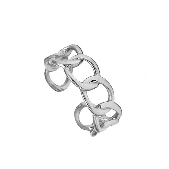 Anillo Chainy Silver