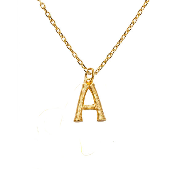Collar Spring Letters (A - N)