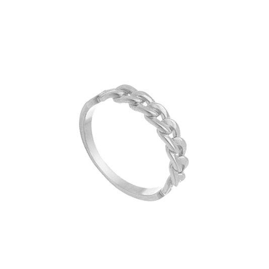 Anillo Silver Chain