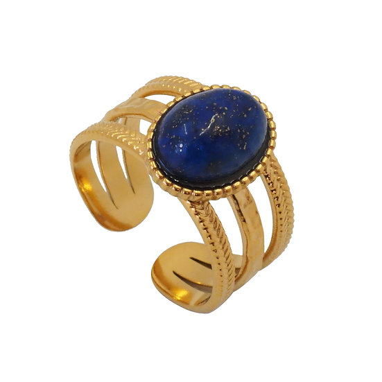 Anillo Carry Blue