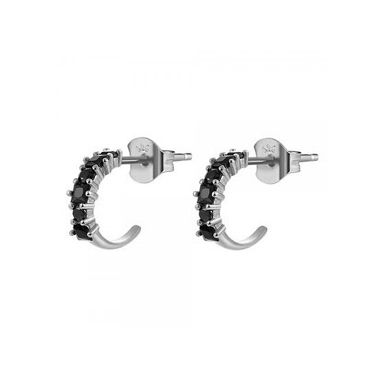 Pendientes Black Diamonds