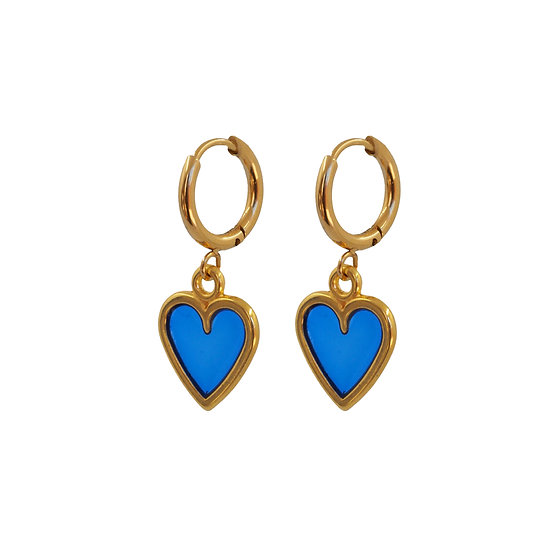 Pendientes Royal Love