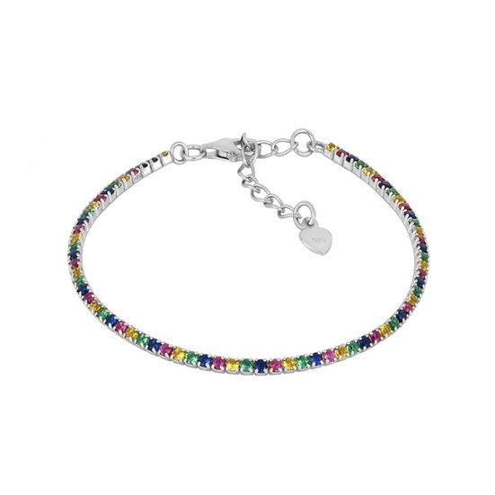 Pulsera Shiny Rainbow