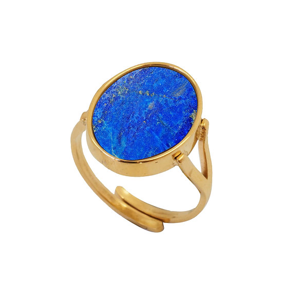 Anillo Vintage Blue