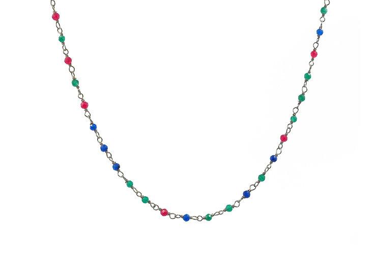 Collar Rainbow