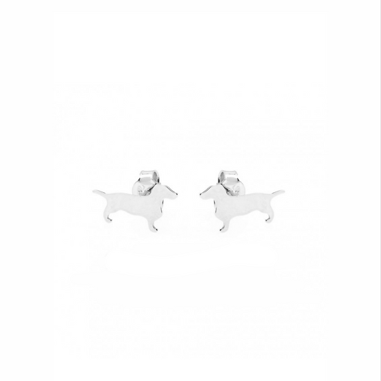 Pendientes Twin Dogs