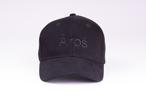 Blackout Baseball Cap