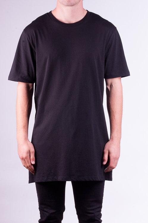 Black Double ÃÃ T-shirt