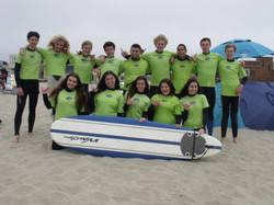 Silver Strand Surf School May 30