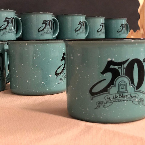 St. Julie Billiart 50th Anniversary Coffee Mug